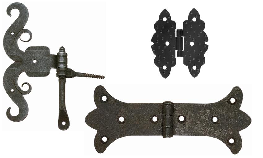 Bisagras rusticas materiales de construcci n para la reparaci n - Herrajes rusticos para puertas ...