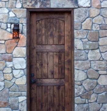 Puerta rustica modelo t 1 ventanas r sticas - Puerta rustica exterior ...
